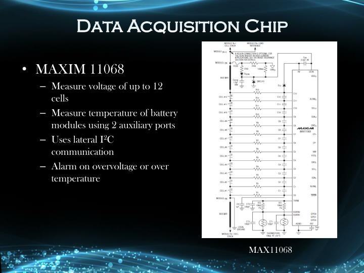 Data Acquisition Chip