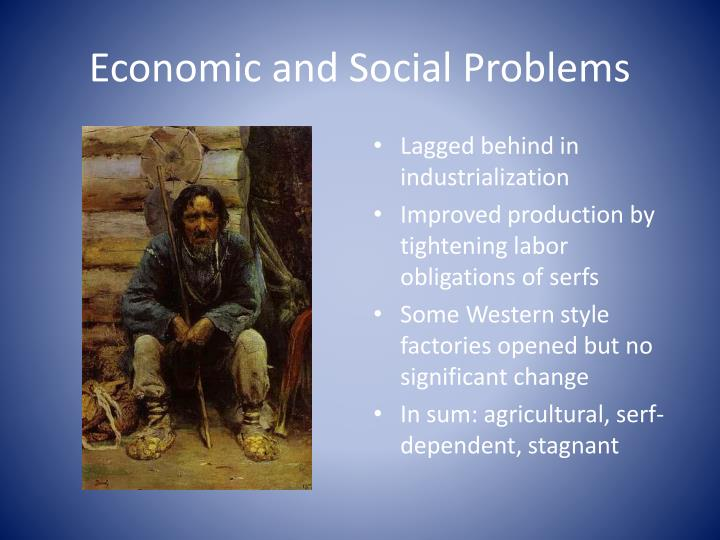 Economic and Social Problems