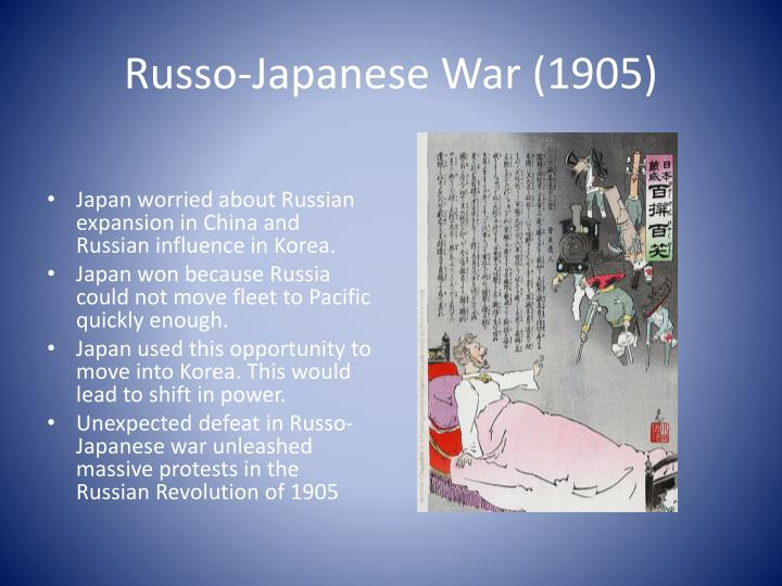 Russo-Japanese War (1905)