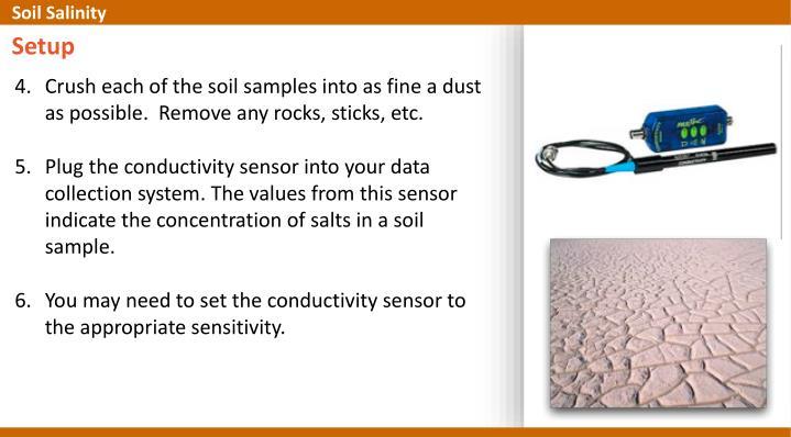 Soil Salinity