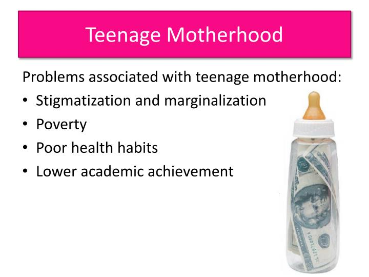 Teenage Motherhood
