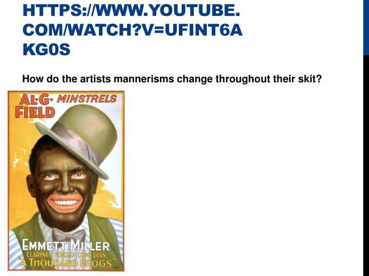 https://www.youtube.com/watch?v=UfiNT6AKG0s