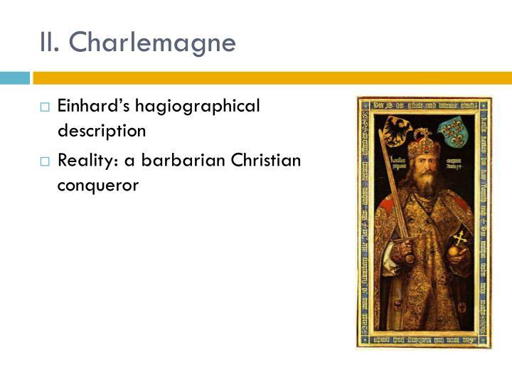 II. Charlemagne