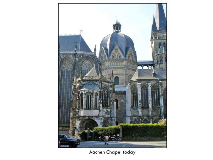 Aachen Chapel