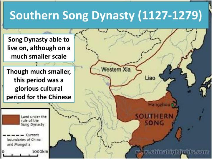 Southern Song Dynasty (1127-1279)