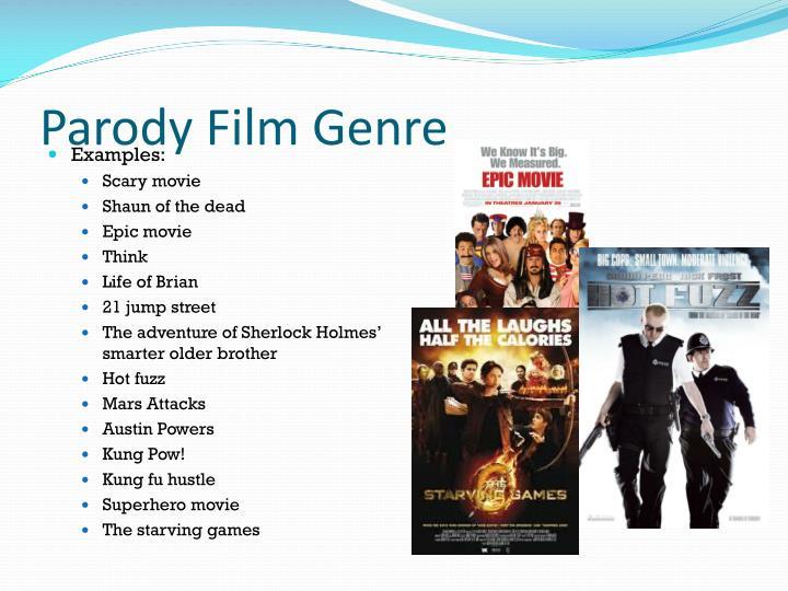Parody Film Genre