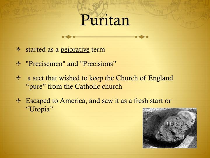 Puritan