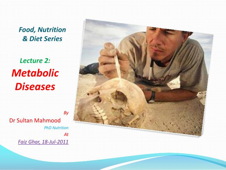 Food nutrition diet series