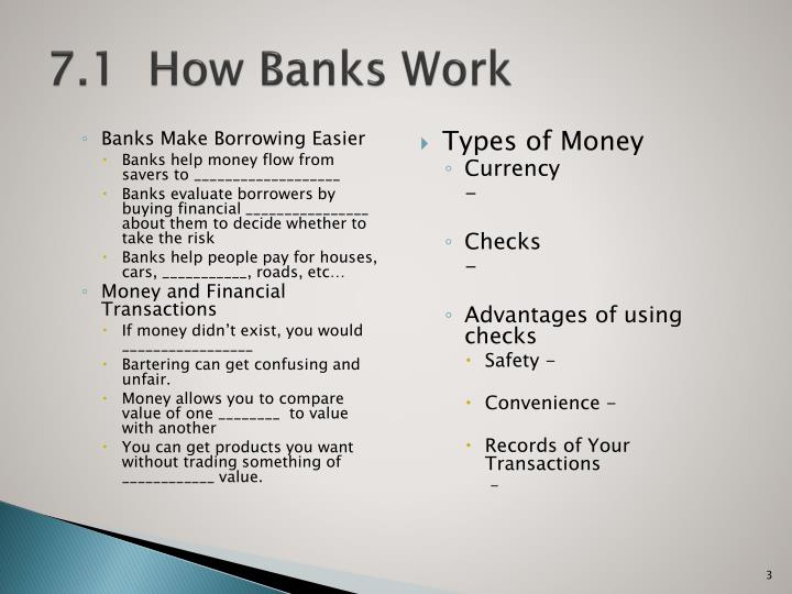 7 1 how banks work1