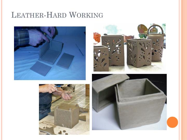 Leather-Hard Working