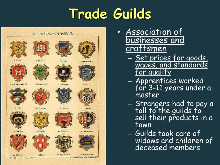 Trade Guilds