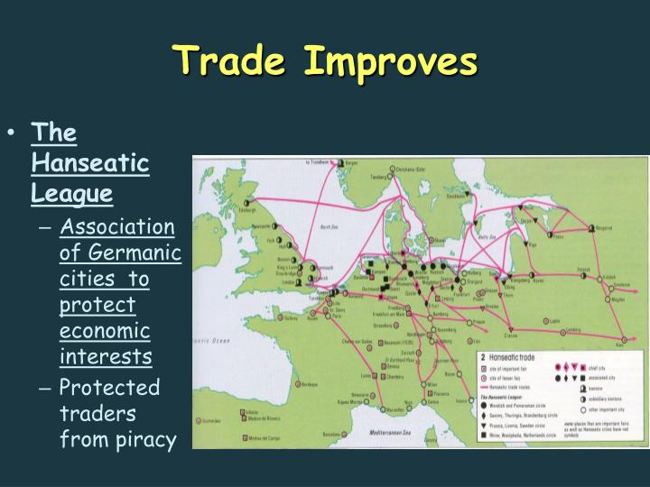 Trade Improves