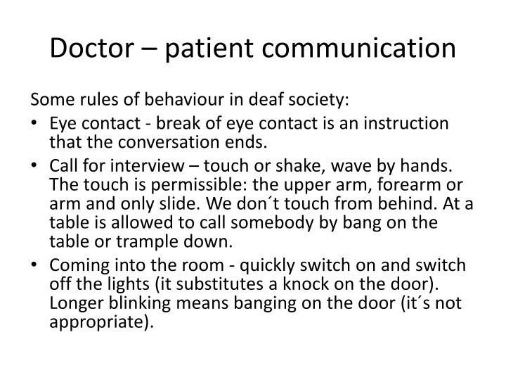 doctor dating patient rules I tried searching the forum for answers and could not find any on this topic i  understand it's unethical and frowned upon to date patients, but i.