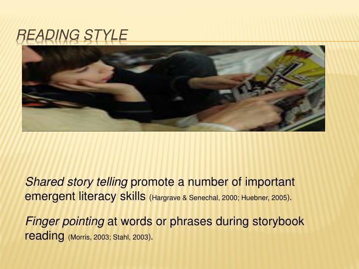 Reading Style
