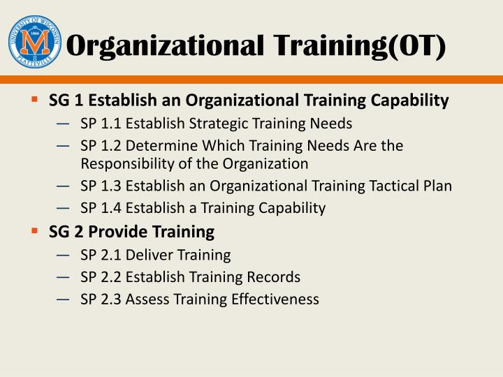 Organizational Training(OT)