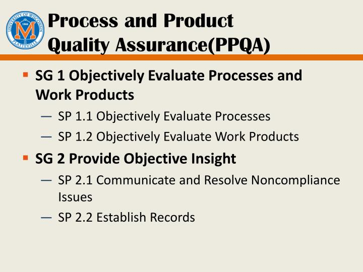 Process and Product