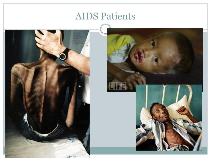AIDS Patients