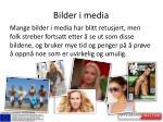 bilder i media
