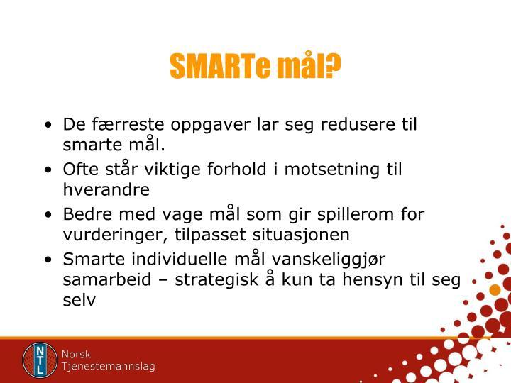 SMARTe