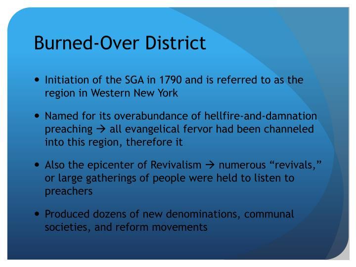 Burned-Over District