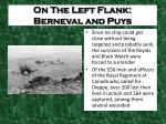 on the left flank berneval and puys4