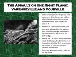 the assault on the right flank varengeville and pourville2
