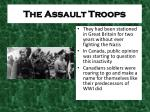 the assault troops1