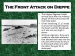 the front attack on dieppe2