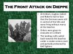 the front attack on dieppe5