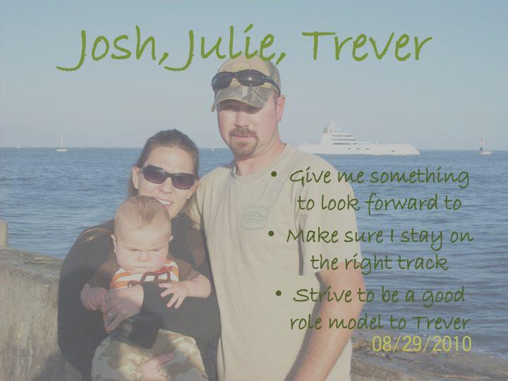 Josh, Julie, Trever