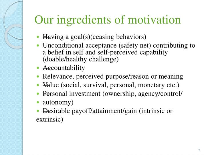 list the motivation theories and how they apply One of the most well-known of all motivation theories is maslow's hierarchy of needs this theory states that human beings have basic needs and that people need to meet lower-level needs before they can move onto the next level of needs.