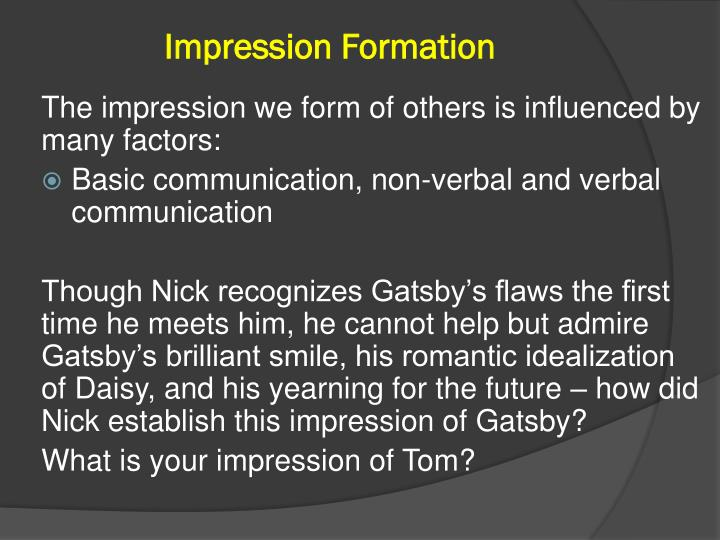 Impression F
