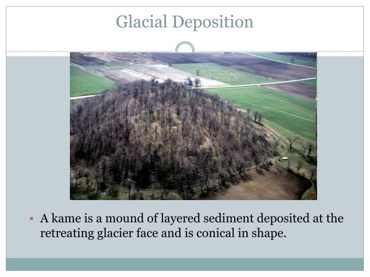 Glacial Deposition