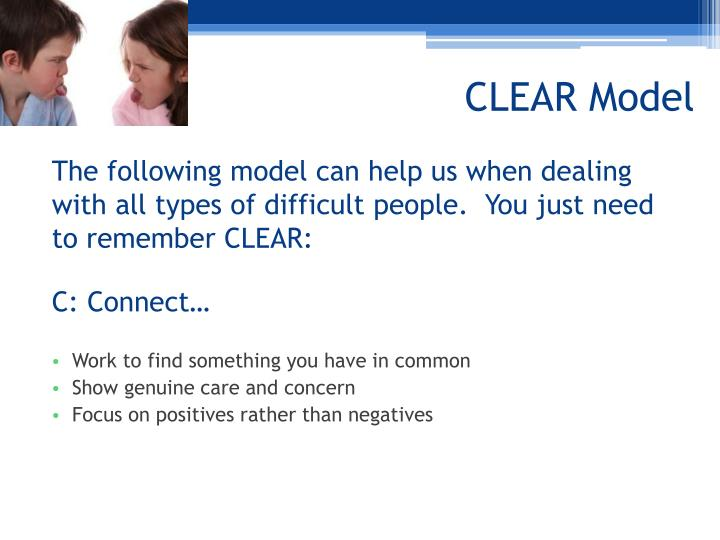 CLEAR Model