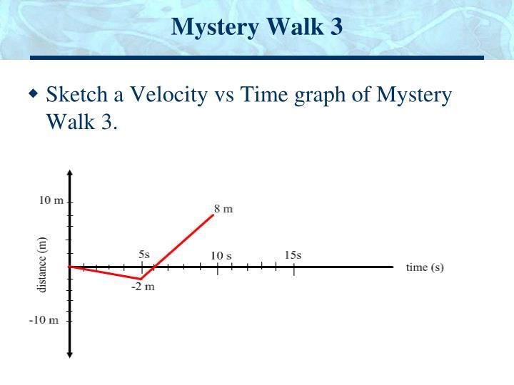 Mystery Walk 3