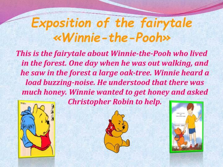 Exposition of the fairytale