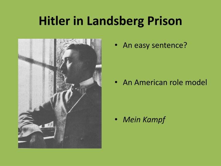 Hitler in
