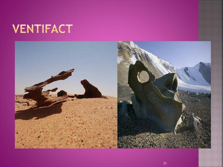 Ventifact