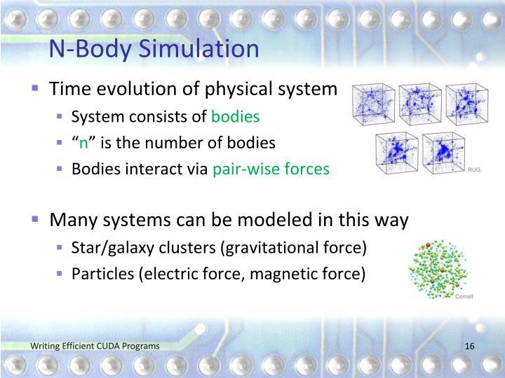 N-Body Simulation