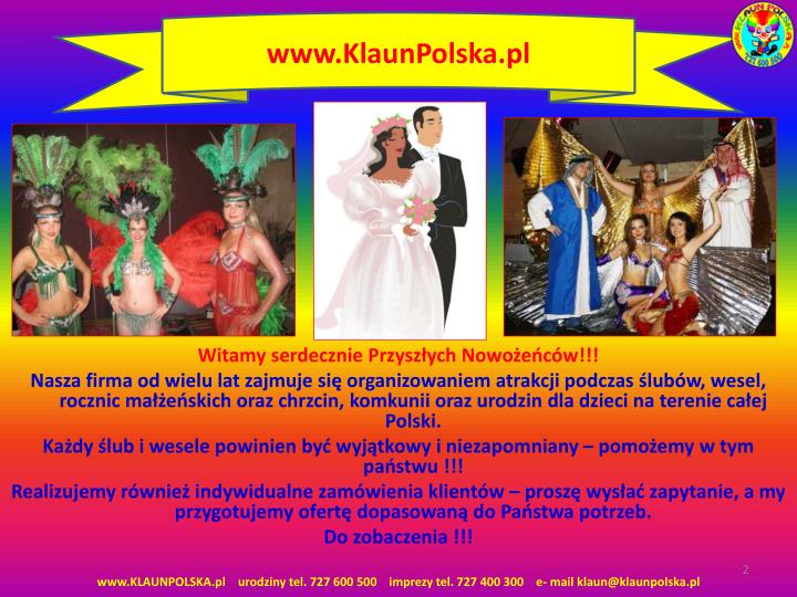 www.KlaunPolska.pl