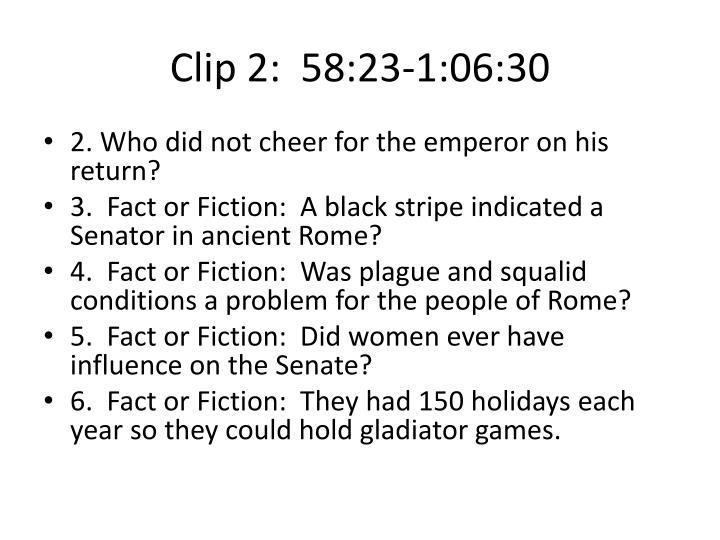 Clip 2:  58:23-1:06:30