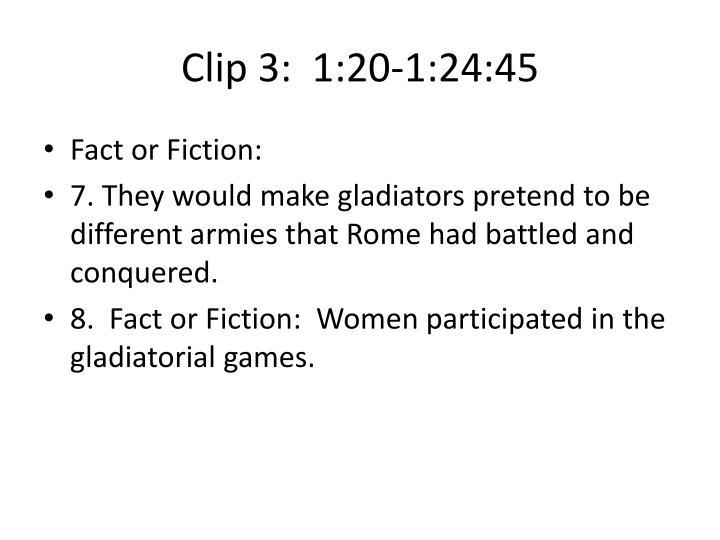 Clip 3:  1:20-1:24:45