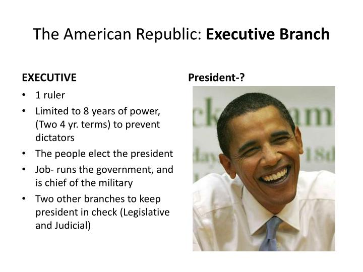 The American Republic: