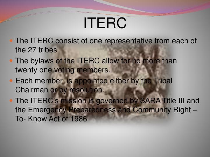 ITERC