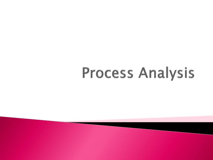 process analysis essay presentation Great collection of paper writing guides and free samples ask our experts to get writing help submit your essay for analysis.