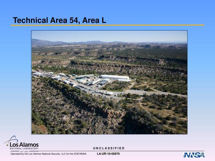 Technical Area 54, Area L