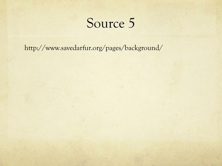 Source 5