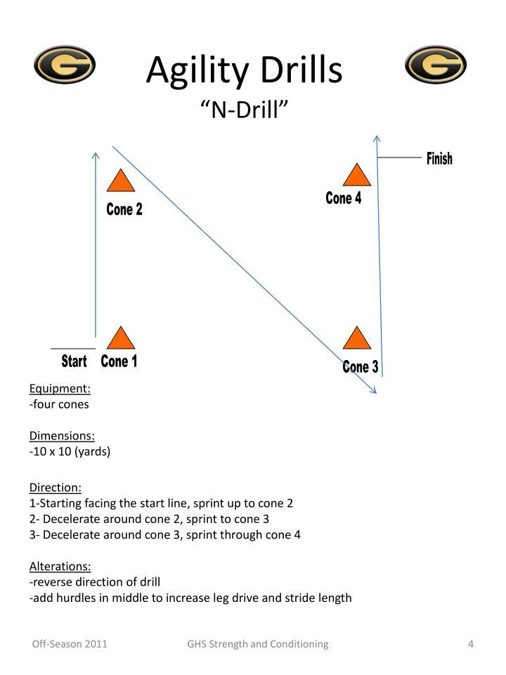 Agility Drills