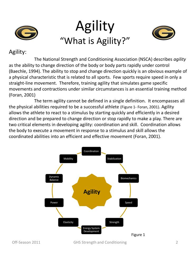 Agility what is agility
