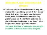 remember god deserves our thanks6